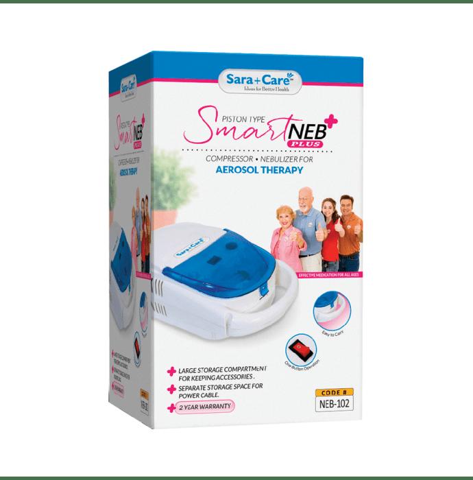 Sara Care NEB 102 Smartneb Plus Nebuliser
