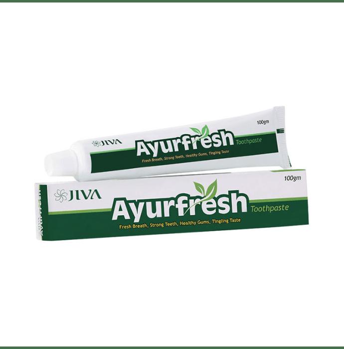 Jiva Ayurfresh Toothpaste