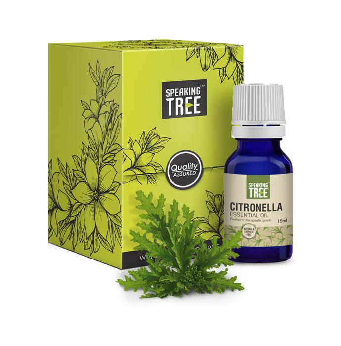 Speaking Tree Citronella Essential Oil