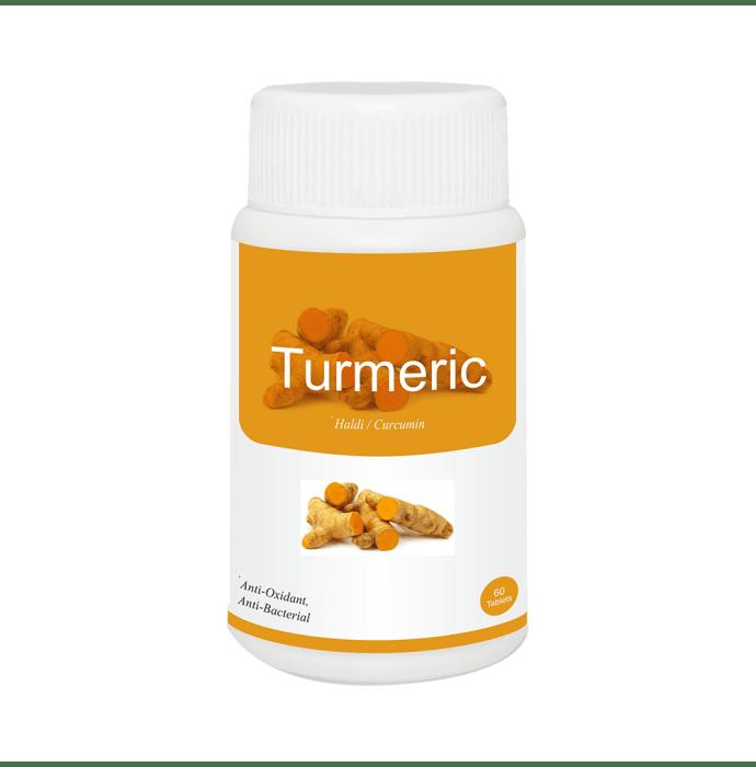 Herb Essential Turmeric Tablet