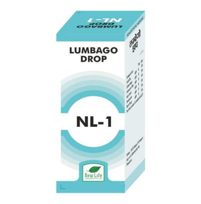 New Life NL-1 Lumbago Drop
