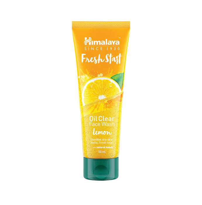 Himalaya Personal Care Fresh Start Oil Clear Face Wash Lemon