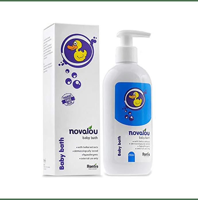 Novalou Baby Bath