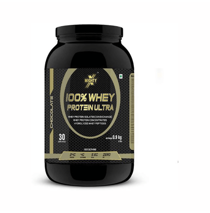 MightyX 100% Whey Protein Ultra Chocolate