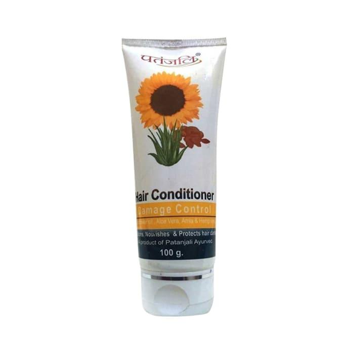 Patanjali Ayurveda Damage Control Hair Conditioner Pack of 7