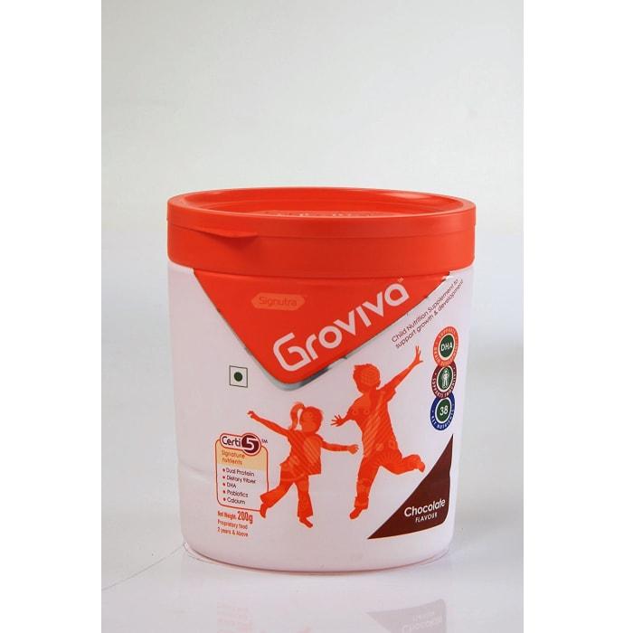 Groviva Powder Chocolate