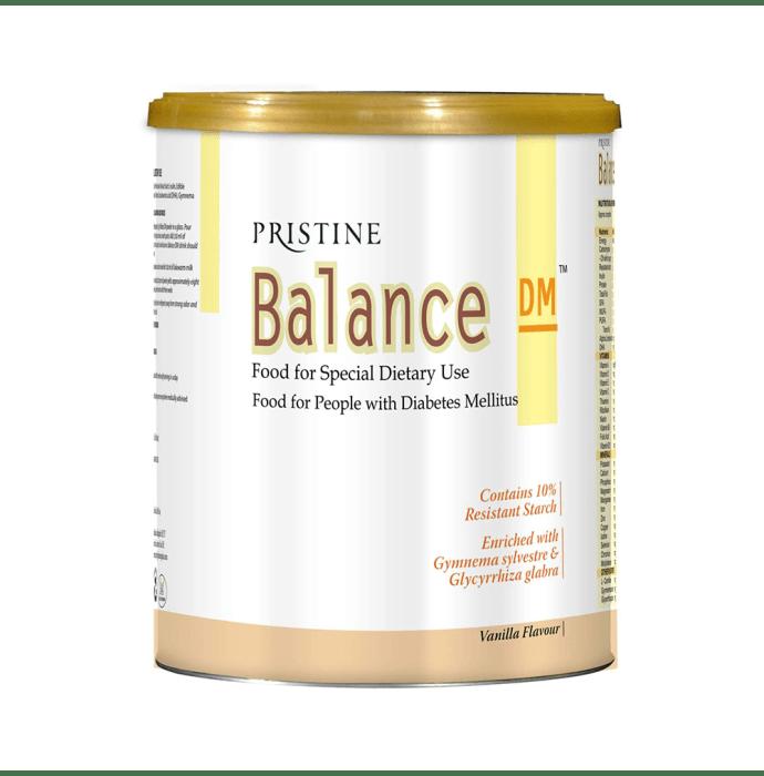 Pristine Balance DM Powder Vanilla