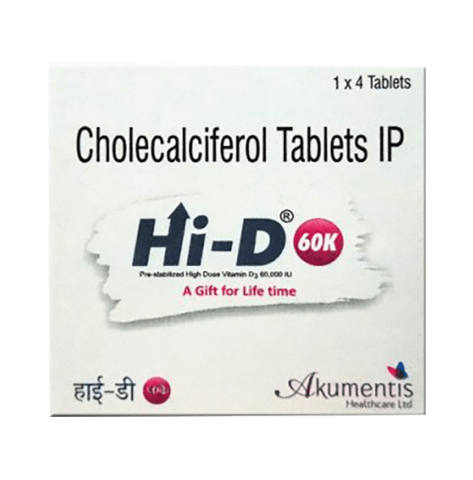 Hi-D 60K Tablet