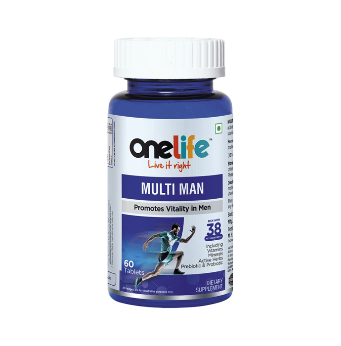 OneLife Multi Man Tablet