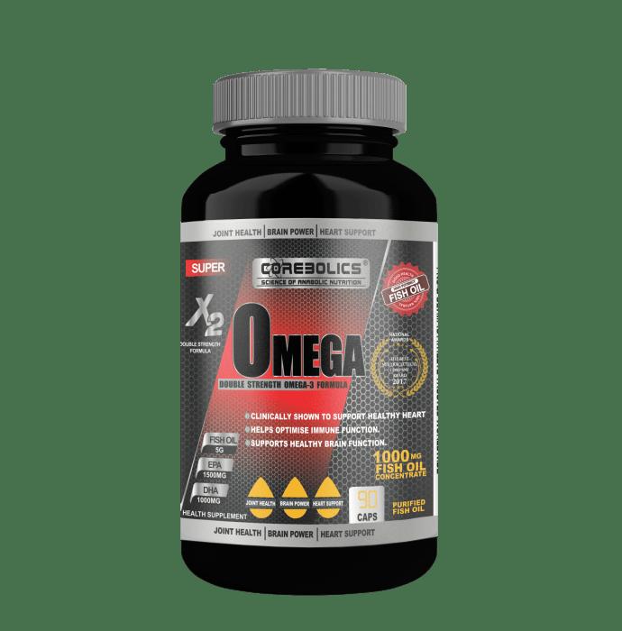 Corebolics Omega Fish Oil Capsule