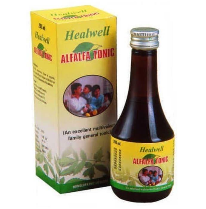 Healwell Alfalfa Tonic