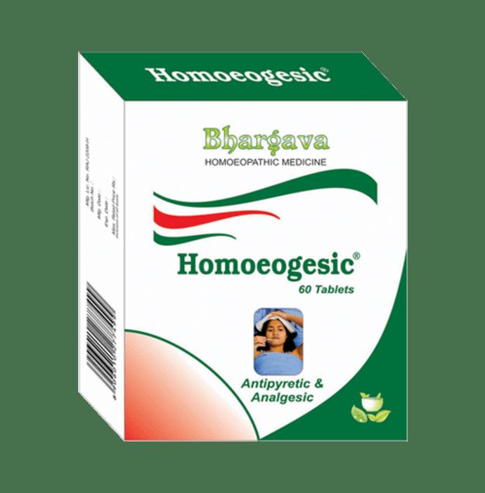 Bhargava Homoeogesic Tablet