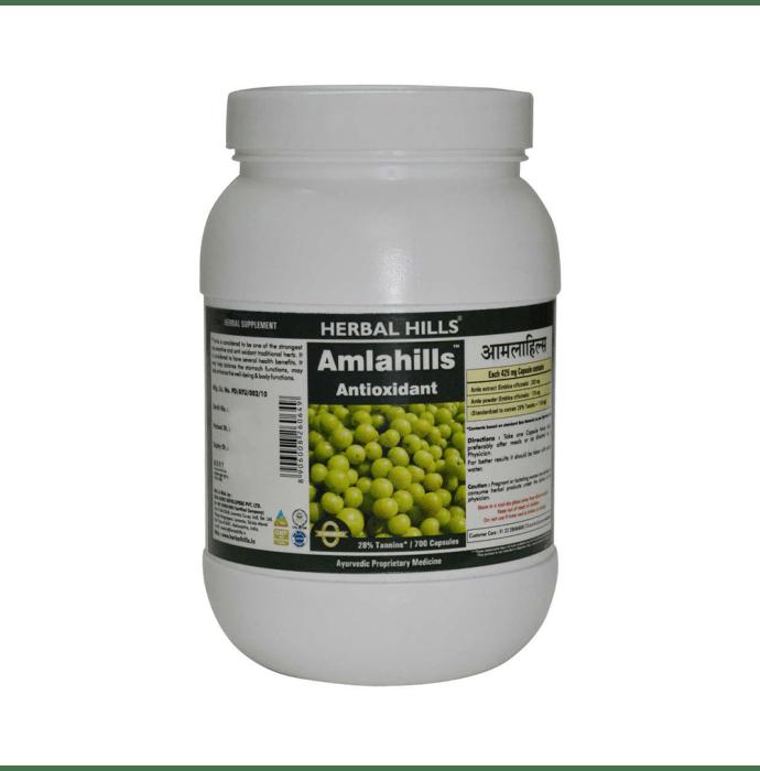 Herbal Hills Amlahills Capsule Value Pack