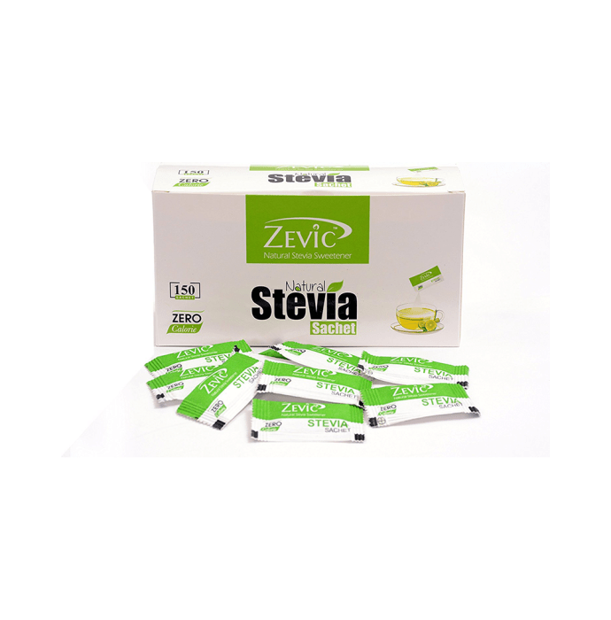 Zevic Stevia Zero Calorie Sachet