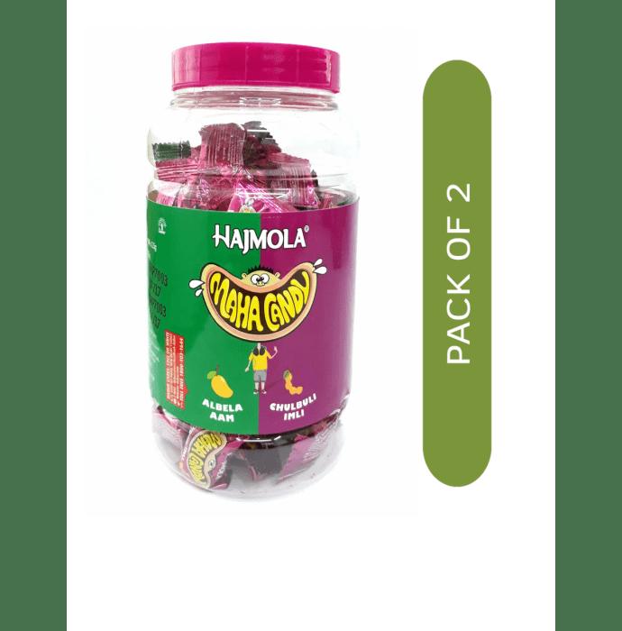 Dabur Hajmola Maha Aam Imli Candy Pack of 2