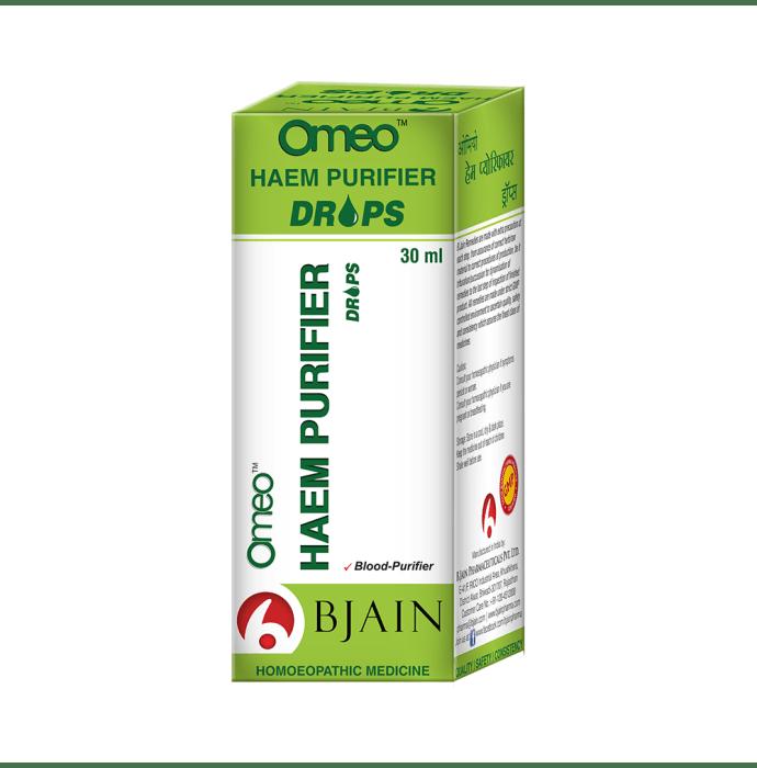 Bjain Omeo Haem Purifier Drop