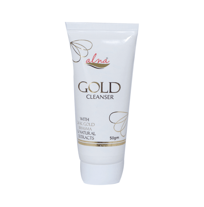 Alna Cleanser Gold