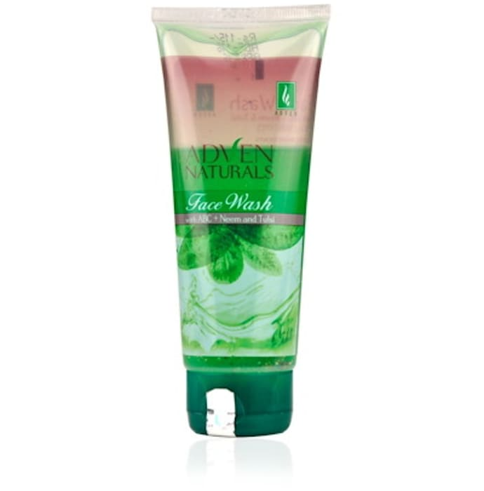 Adven Natural Face Wash With ABC+ Neem And Tulsi