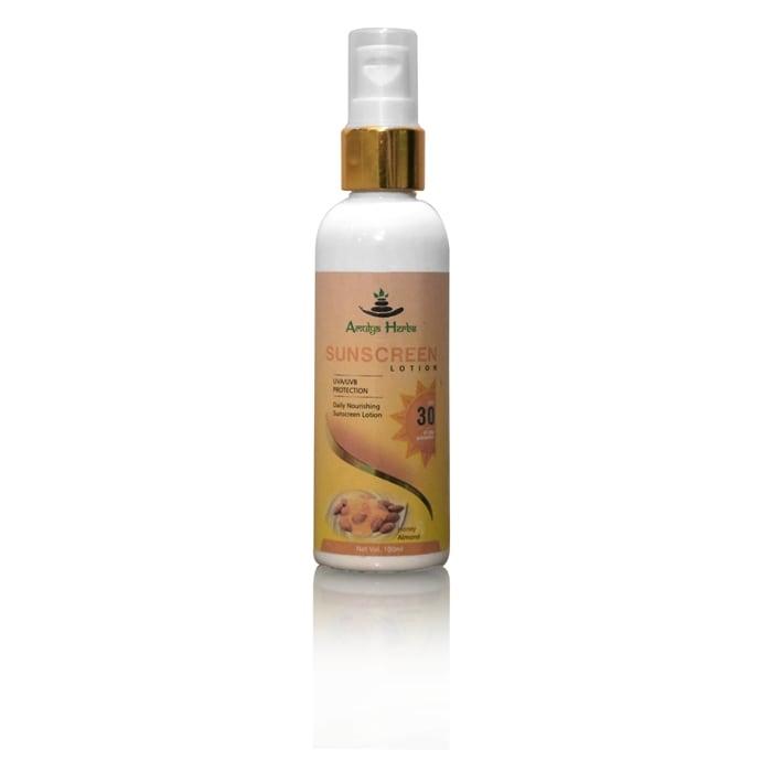 Amulya Sunscreen Lotion