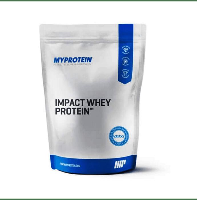 Myprotein Impact Whey Protein Chocolate Smooth