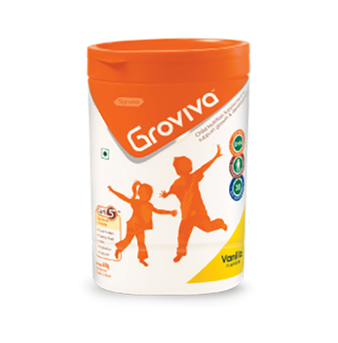 Groviva Powder Vanilla