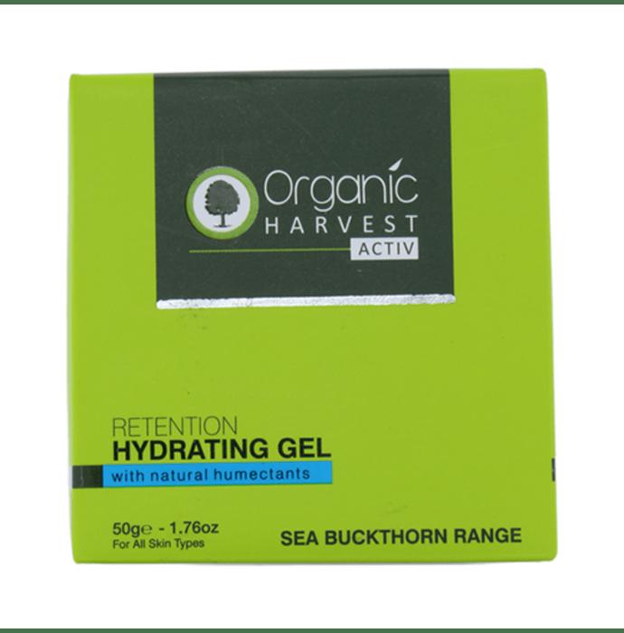 Organic Harvest Activ Sea Buckthorn Range Hydrating Gel