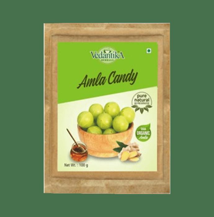 Vedantika Herbals Organic Amla Candy Pack of 3