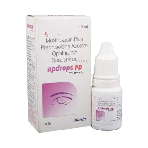 Apdrops PD Eye Drop: View Uses, Side Effects, Price and