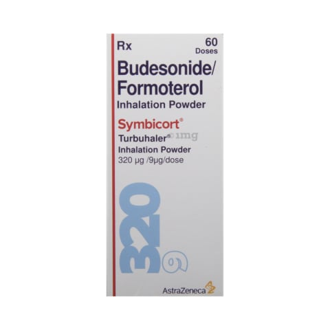 Symbicort 320 Turbuhaler View Uses Side Effects Price And