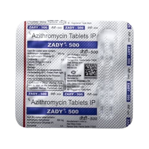 Zithromax side effects