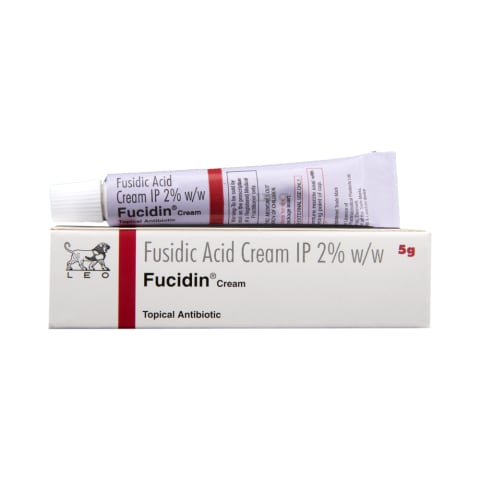 Fucidin Cream: View Uses, Side Effects, Price and