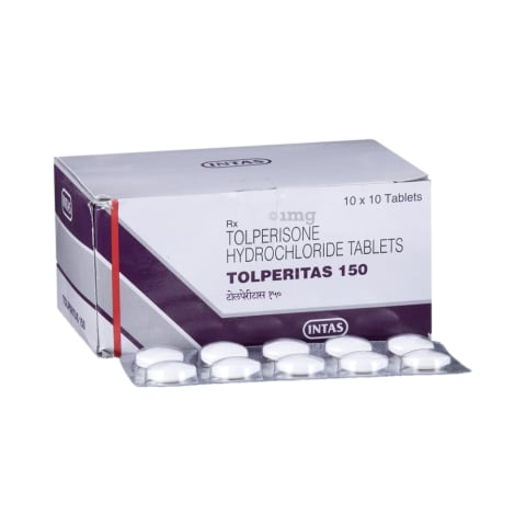 Tolperitas 150 Tablet  View Uses, Side Effects, Price and Substitutes   1mg 63e180c46a