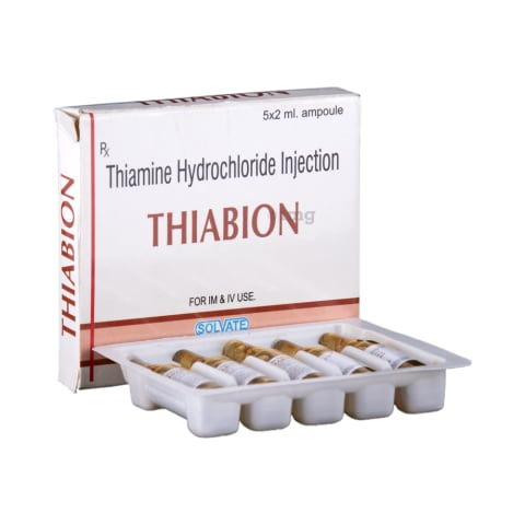 Thiabion 50mg Injection 2ml: View Uses, Side Effects, Price and