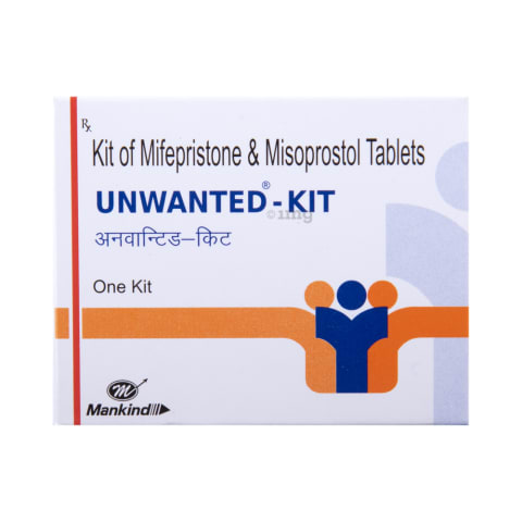 Unwanted Kit Tablet: View Uses, Side Effects, Price and