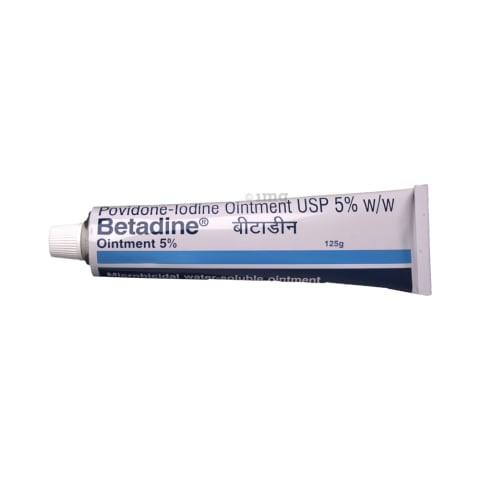 Betadine 5% Ointment: View Uses, Side Effects, Price and