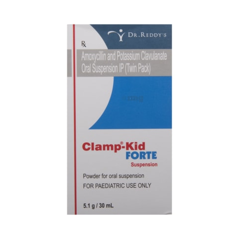 Clamp-Kid Forte Suspension: View Uses, Side Effects, Price