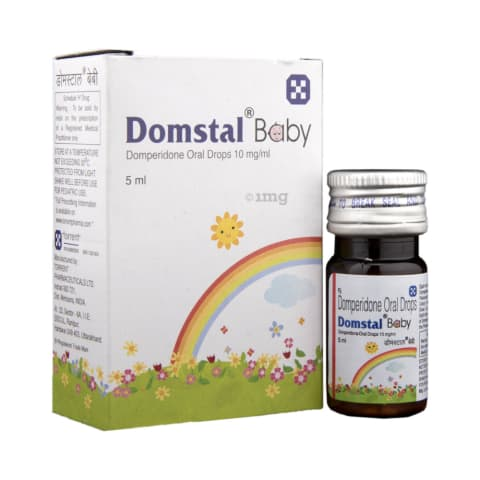 Domstal Baby Oral Drops View Uses Side Effects Price And