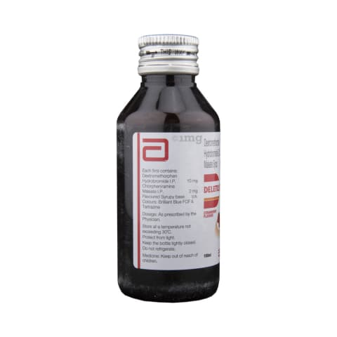 Deletus D Syrup Strawberry: View Uses, Side Effects, Price