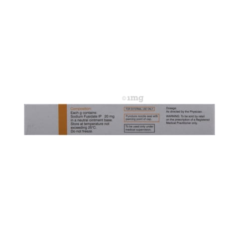 Fucidin Ointment: View Uses, Side Effects, Price and