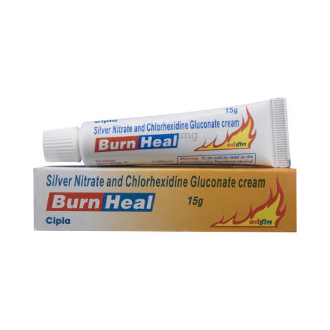 Burn ointment cream