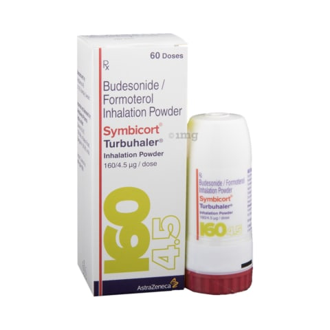 Symbicort 160 Turbuhaler View Uses Side Effects Price And