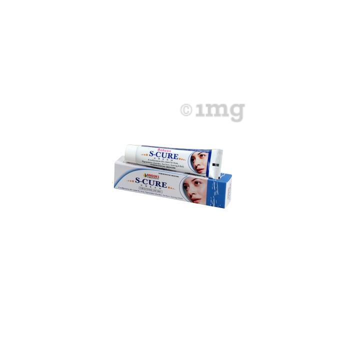 Bakson's S-Cure Cream
