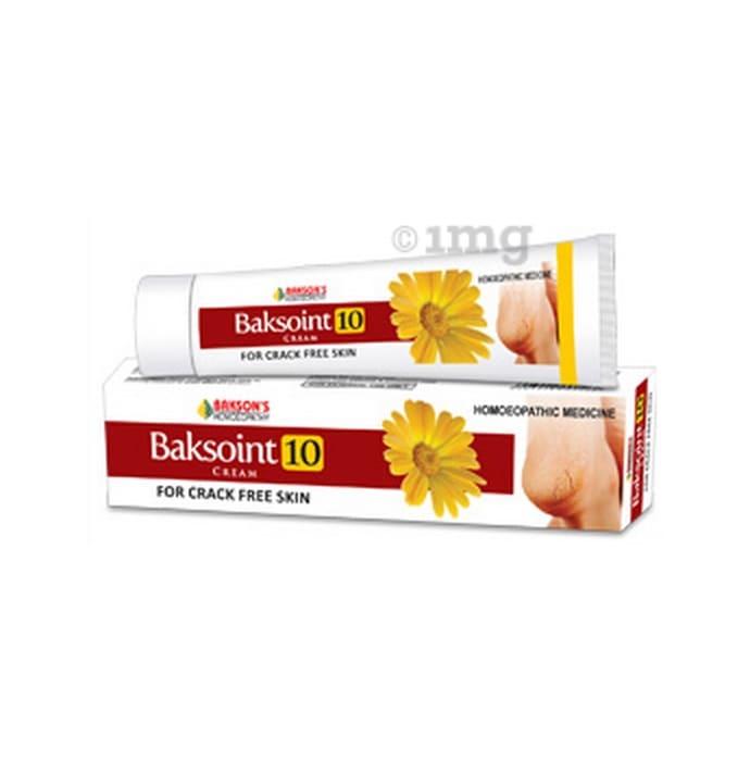 Bakson's Baksoint 10 Cream