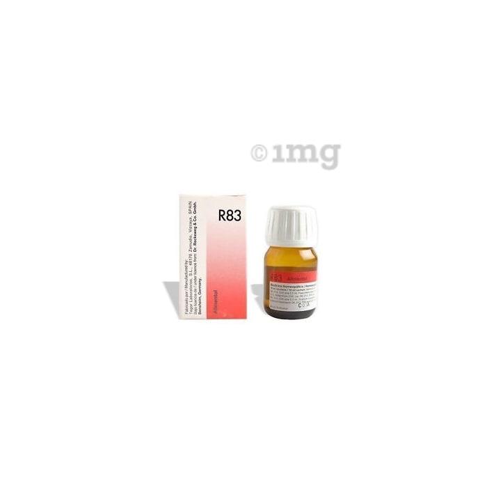Dr. Reckeweg R83 Food Allergy Drop