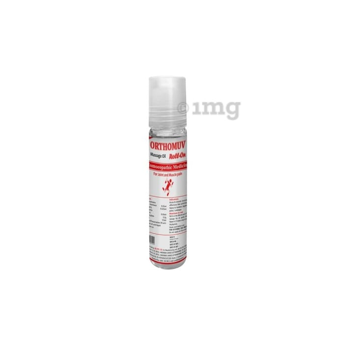 SBL Orthomuv  Roll On Massage Oil