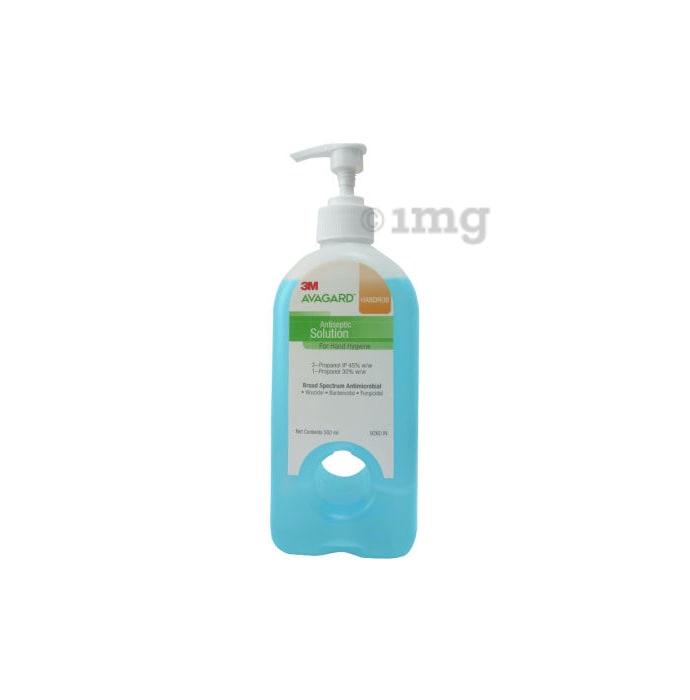 3M Avagard Handrub Antiseptic Solution