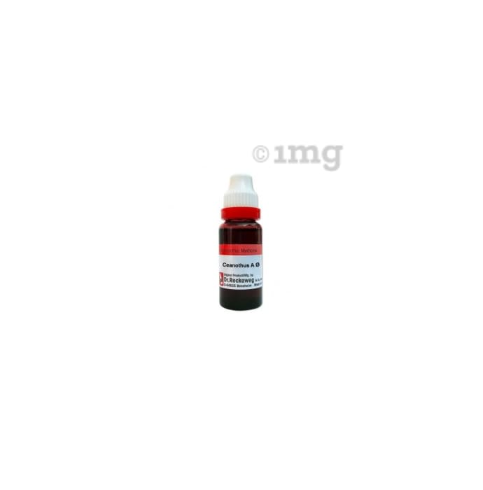 Dr. Reckeweg Ceanothus A Mother Tincture Q
