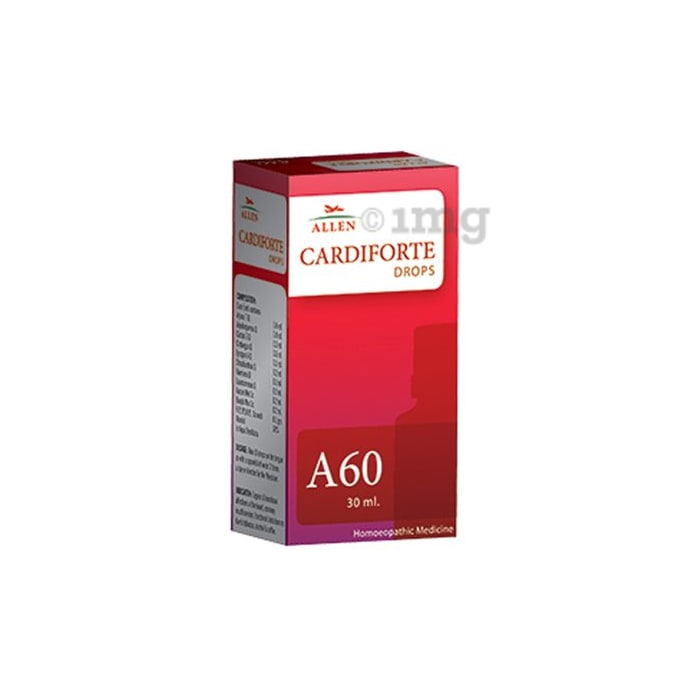 Allen A60 Cardiforte Drop