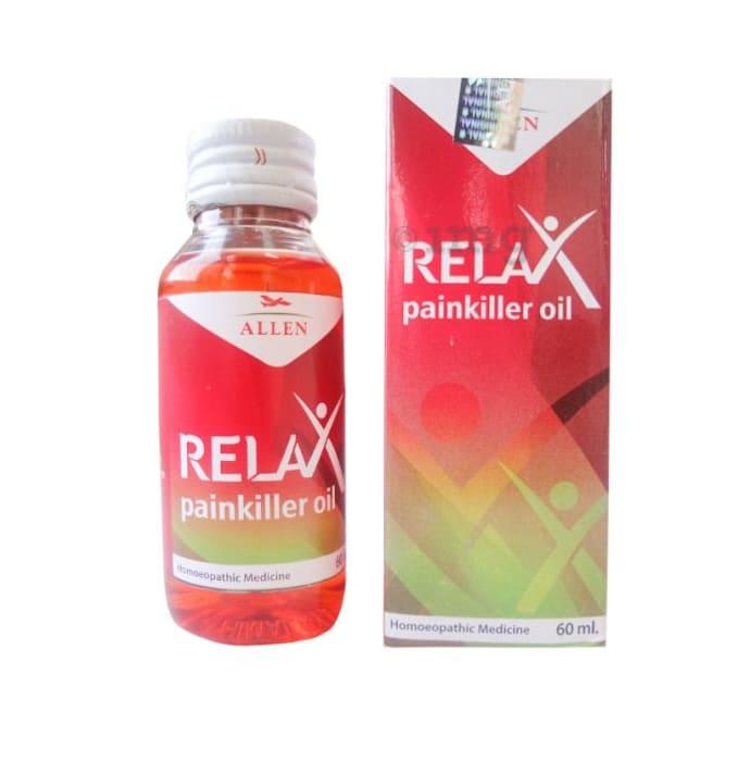Allen Relax Pain Killer Oil