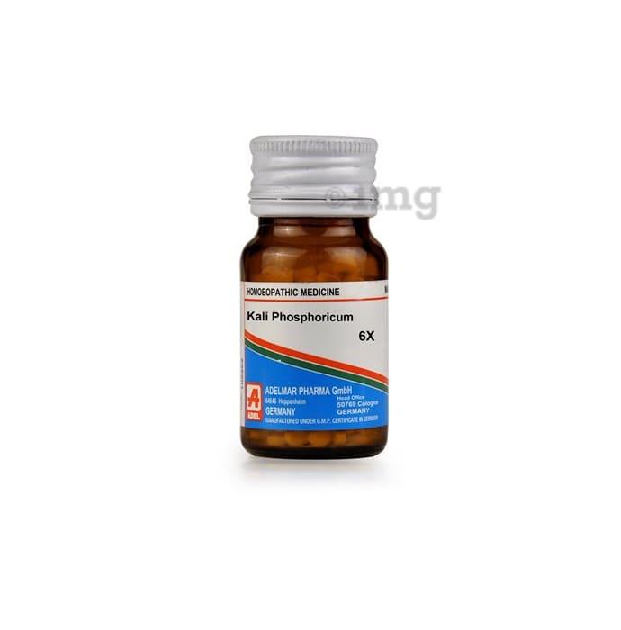 ADEL Kali Phosphoricum Biochemic Tablet 6X